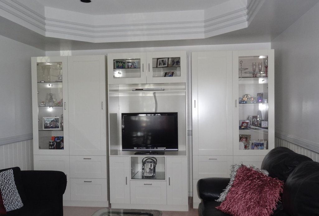 2 Pac  Wall Cabinet