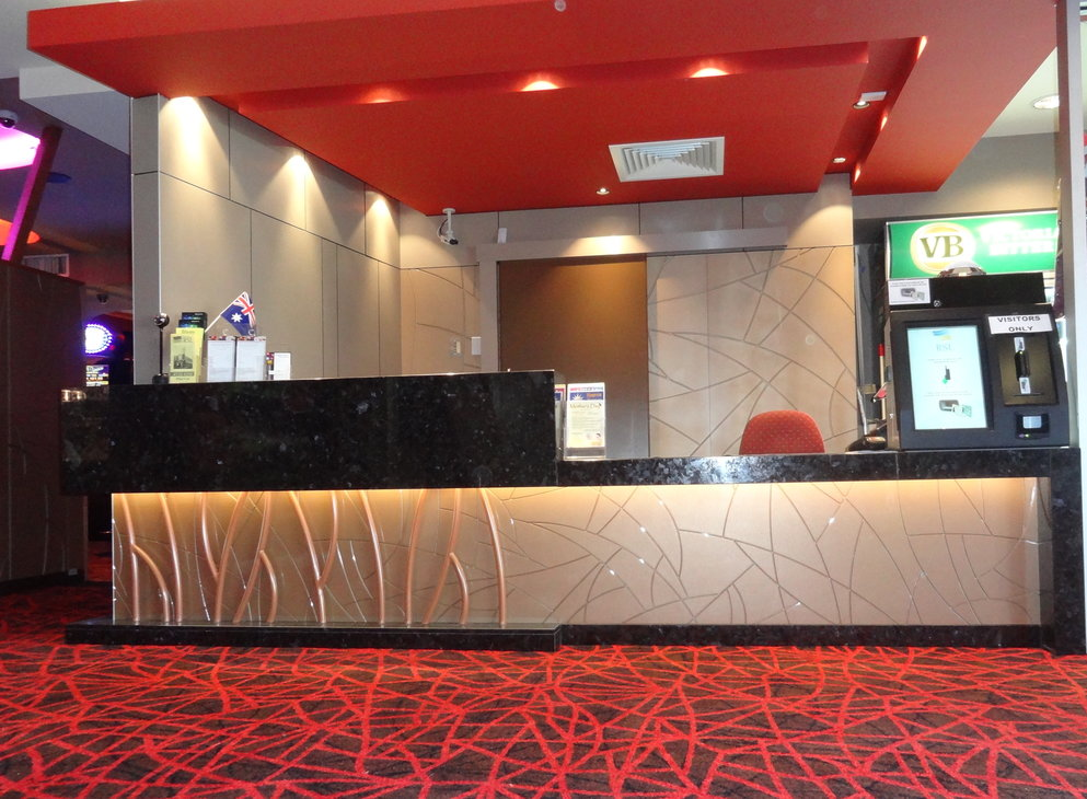 Bundaberg RSL Refurbishment