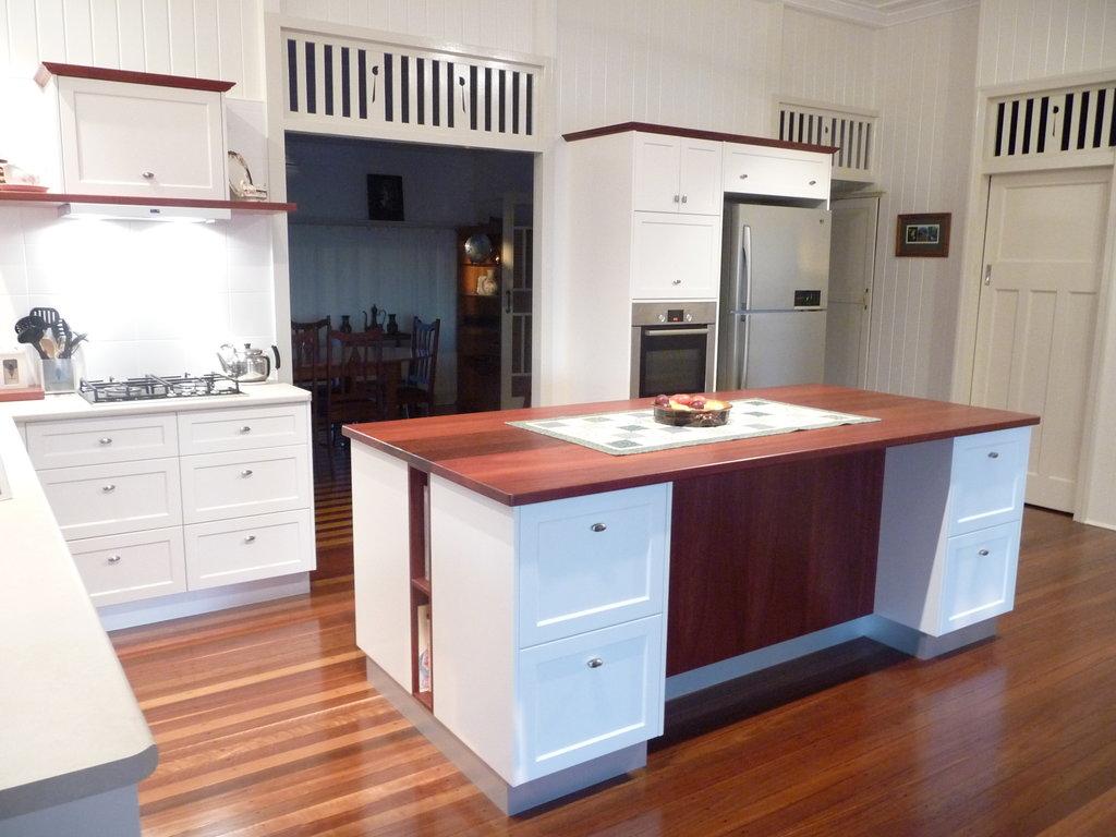 Heritage Style Kitchen