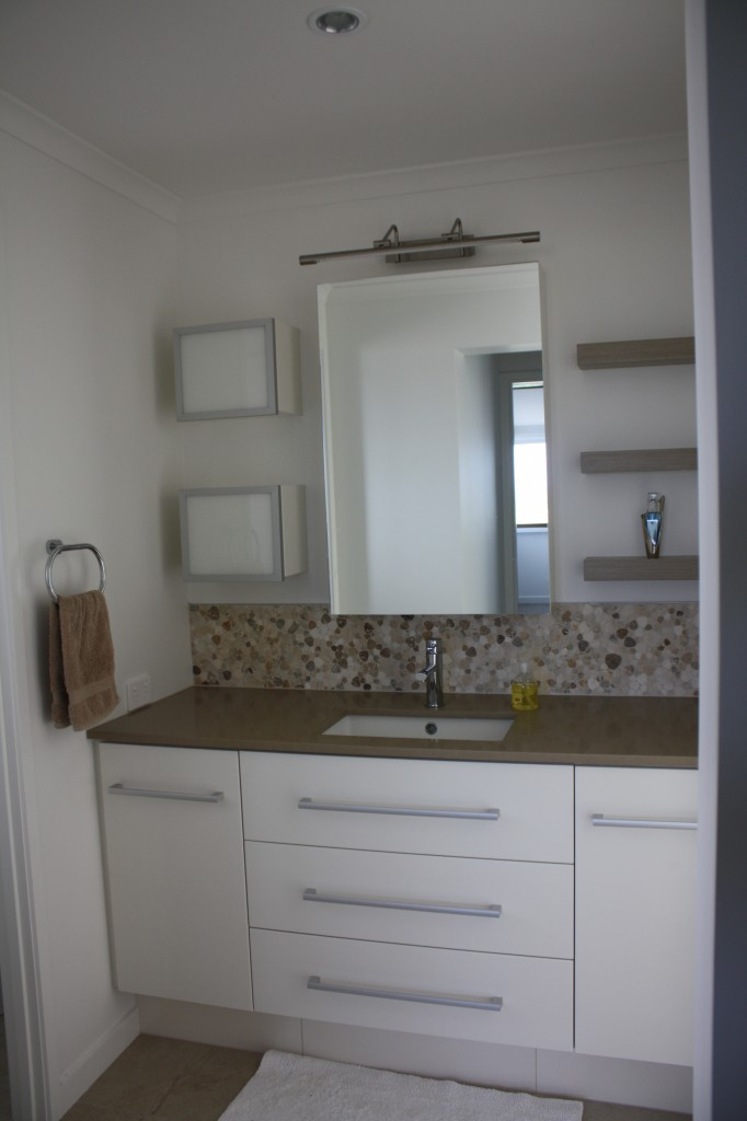 Queensland Master Builders Award Vanity Unit