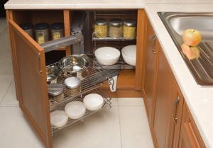 Five Clever Kitchen Storage Ideas